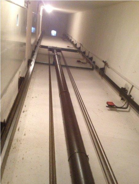 Υδραυλικός ανελκυστήρας 8 ατόμων Alco lift