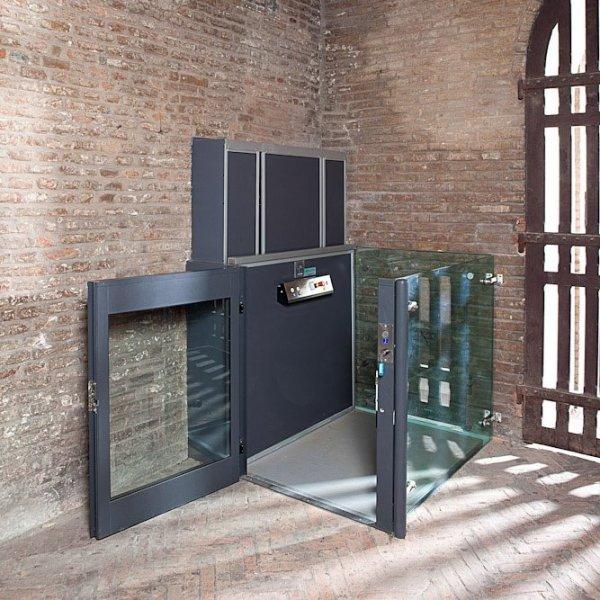 Ανυψωτική πλατφόρμα ΑμΕΑ Alco lift