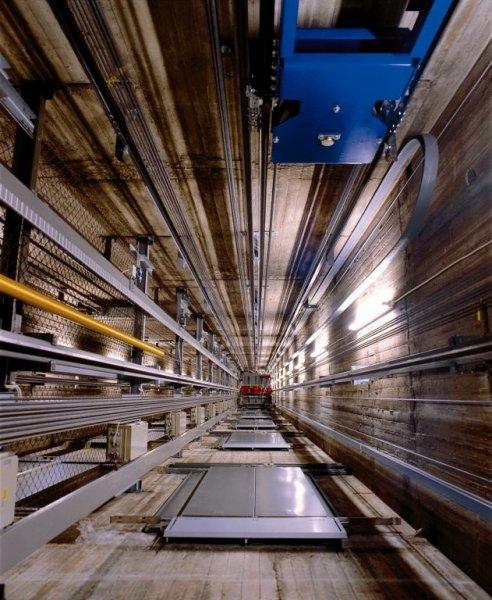 Μηχανικός ανελκυστήρα Alco lift