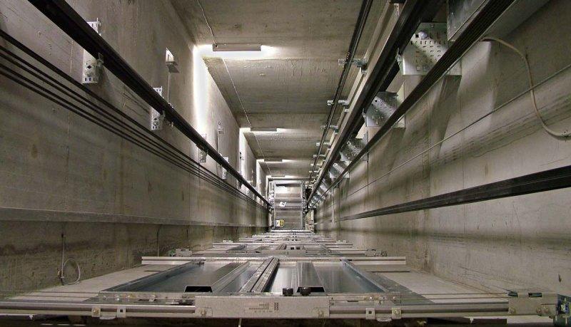 Συμβατικός ανελκυστήρας με αυτόματες πόρτες Alco lift