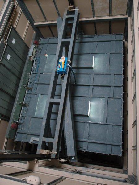 Ασανσέρ βαρέου τύπου Alco lift