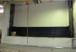 Πλατφόρμα φορτίων με 2 έμβολα alco lift