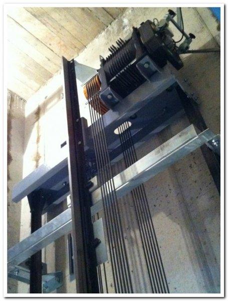 Ασανσέρ MRL από την Alco lift