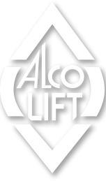alcolift ανελκυστήρες λογότυπο