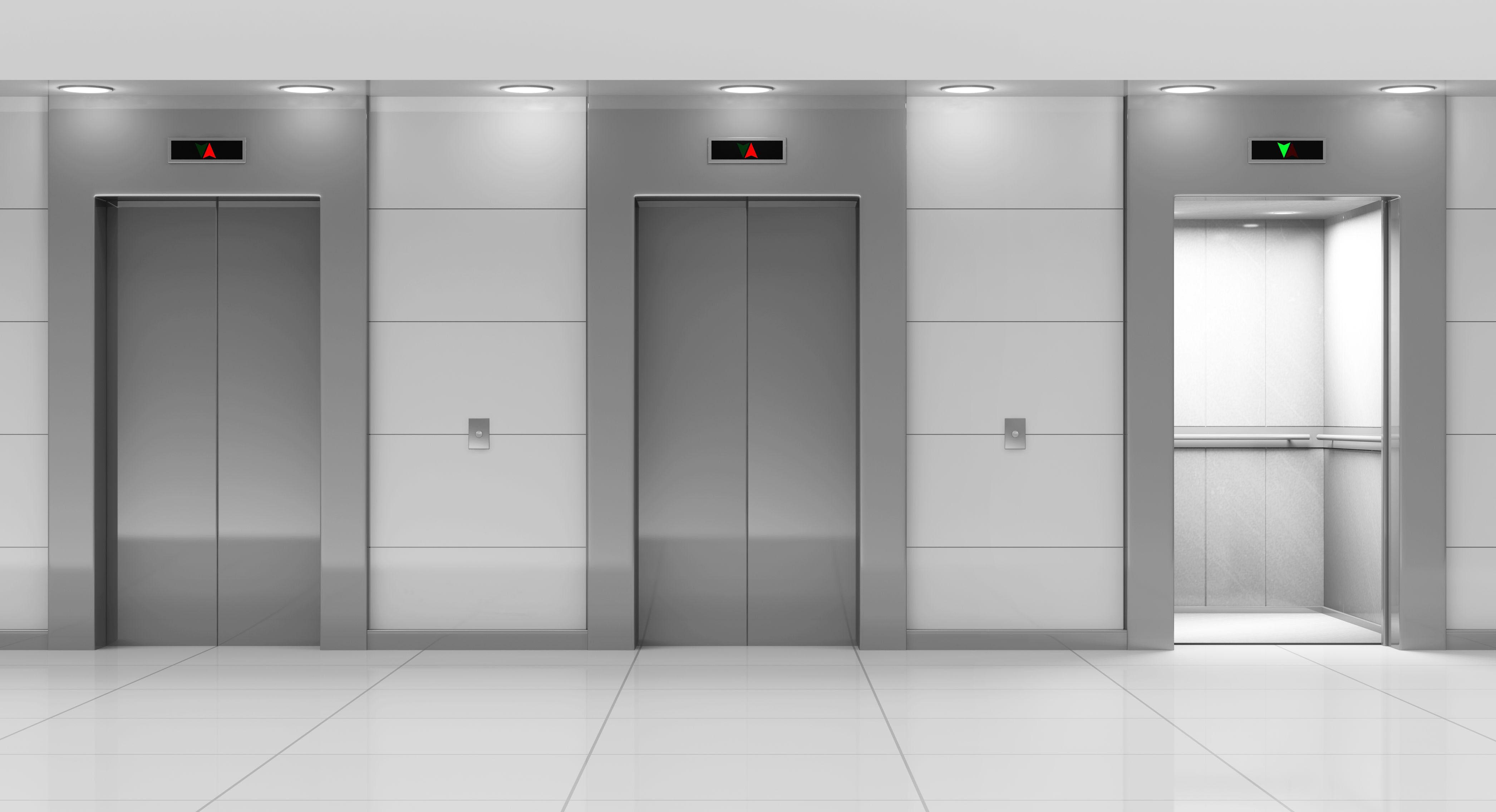 Ανελκυστήρες triplex Alco lift